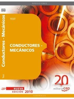 Conductores - Mecánicos. Test
