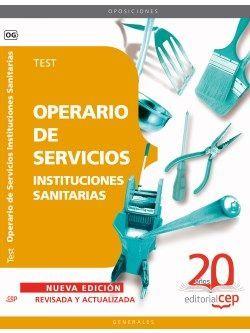 Operario de Servicios de Instituciones Sanitarias. Test
