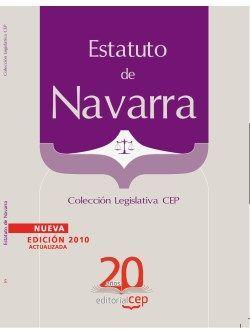 Estatuto de Autonomia Navarra.