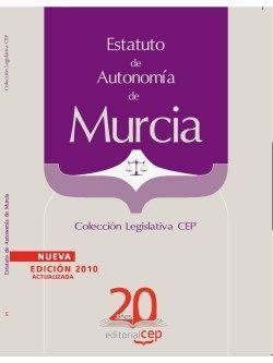 Estatuto de autonomia de Murcia.