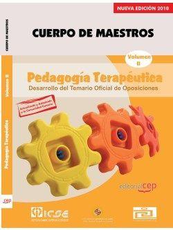 Comprar Temario Oposiciones Pedagogia Terapeutica Canarias