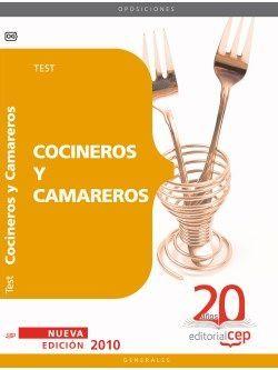 Cocineros y Camareros. Test