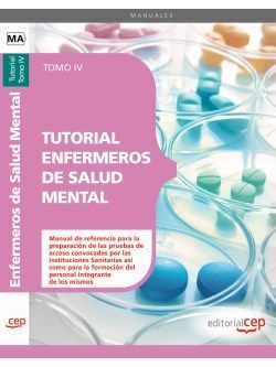Tutorial Enfermeros de Salud Mental. Tomo IV