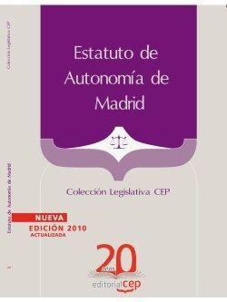 Estatuto de Autonomia de Madrid