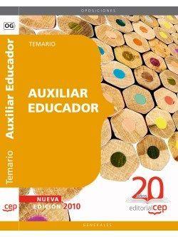 Temario Oposiciones Auxiliar Educador