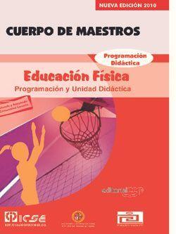 Programacion didactica oposiciomes Maestros de Educacion Fisica Canarias