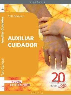 Auxiliar Cuidador. Test General