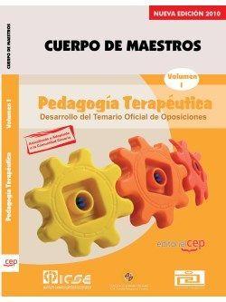 Cuerpo de Maestros. Pedagogía Terapéutica. Temario Vol. I. Edición para Canarias