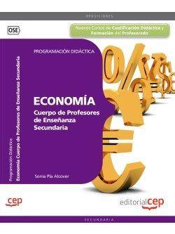 Temario oposiciones profesor economia