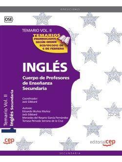 Temario oposiciones profesor idiomas