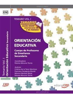 Temario oposiciones orientación educativa