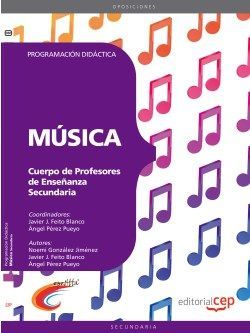 Programación didáctica oposiciones profesor de musica