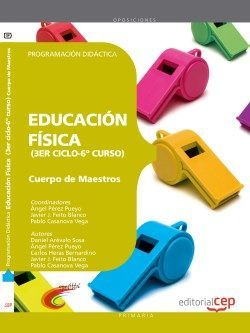 Programacion didactica oposiciones Educacion Fisica tercer ciclo.