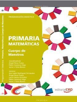 Oposiciones Primaria Programacion Didactica Matematicas.