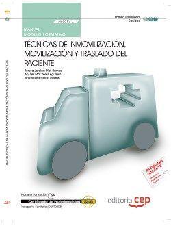 Manual del Certificado Profesional de tecnicas de inmovilizacion