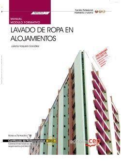 Manual certificado de profesionalidad operaciones de pisos en alojamientos