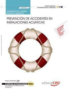 Cuaderno certificado profesionalidad socorrismo espacios acuaticos naturale