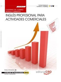 Cuaderno del certificado profesional de comercio y marketing