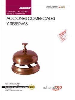 Cuaderno del certificado de profesionalidad de recepcion en alojamientos