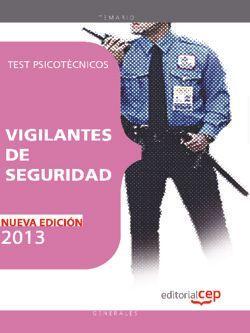 Vigilantes de Seguridad. Test Psicotécnicos