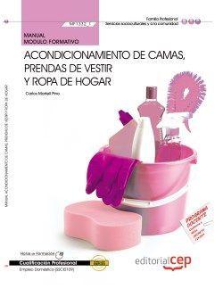 Manual del certificado de profesionalidad de empleo domestico