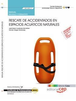 Manual Rescate de accidentados en espacios acuáticos naturales (MF1083_2)