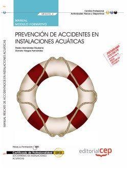 Manual certificacion profesional socorrismo en espacios acuaticos naturales