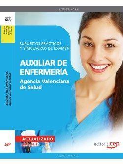 Modelos de examen oposiciones auxiliar de enfermeria sanidad valencia
