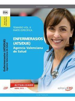 Comprar temario oposiciones enfermeria sanidad valencia