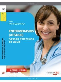 Test oposiciones enfermeria sanidad valencia