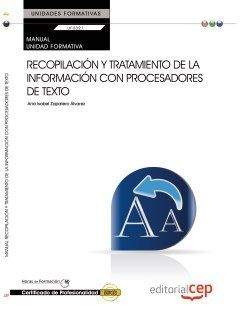 Manual de tratamiento de informacion con procesadores de texto
