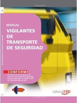 Manual Vigilante Transporte de Seguridad