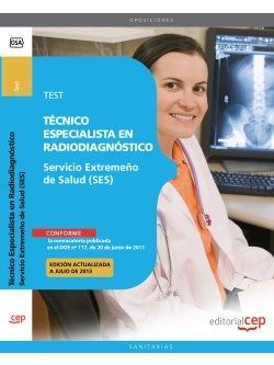 Test oposiciones especialista en radiodiagnostico SES