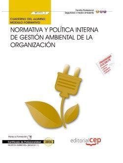 Cuaderno del certificado de profesionalidad de gestion ambiental