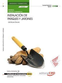 Manual certificado de profesionalidad jardineria y restauracion del paisaje