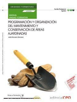 Libro del certificado profesional de jardineria y restauracion del paisaje