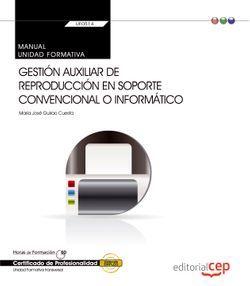 Material del certificado de profesionalidad de administracion y gestion