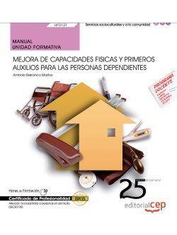 Manual de la certificacion profesional de atencion a personas en domicilio
