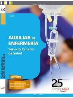 Auxiliar de Enfermería Servicio Canario de Salud (SCS). Test