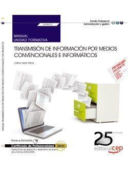 Manual del certificado profesional de tratamiento de datos