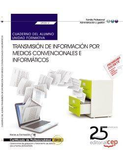 Cuaderno del certificado profesional de tratamiento de datos