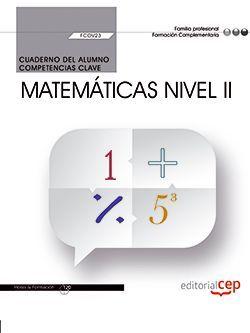 Comprar cuaderno de competencias clave de matematicas
