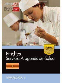 Oposiciones temarios libros tests editorial cep - Test pinche de cocina ...