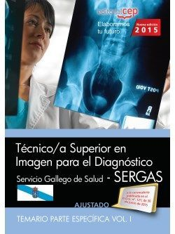Temario oposiciones de imagen para el diagnostico SERGAS