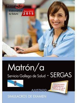 Modelos de examen de oposiciones matrona SERGAS