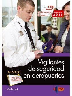 Manual. Vigilantes de seguridad en aeropuertos