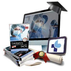 Pack de libros + curso avanzado. Enfermero/a (SACYL)