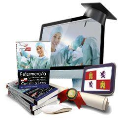 Pack de libros + curso avanzado. Enfermero (Personal Laboral Grupo II) C.A Castilla y León