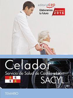 Celador. Servicio de Salud de Castilla y León (SACYL). Temario