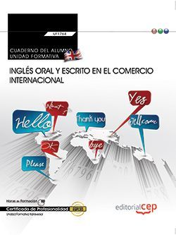 Cuaderno de ingles de comercio y marketing